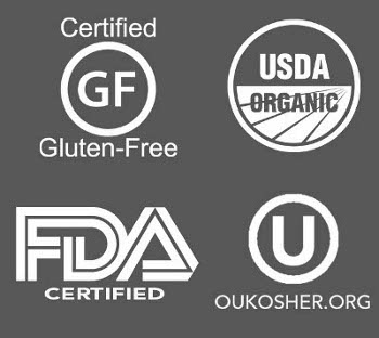 Common Food Product Certifications and Labeling Terms