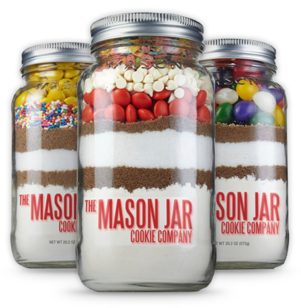 Mason Jar Cookie Labels Mason Jar Cookie Company